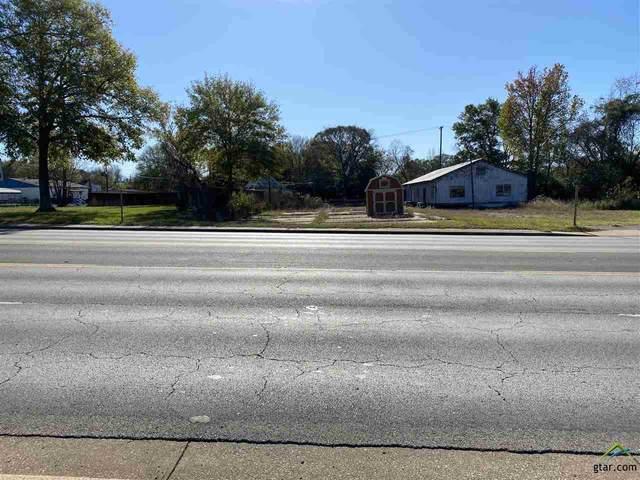 400 W Larissa, Jacksonville, TX 75766 (MLS #10129432) :: Griffin Real Estate Group