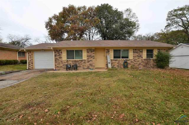 2815 W Rosemont St, Tyler, TX 75702 (MLS #10129442) :: Griffin Real Estate Group