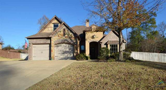2205 Winding Run Ln, Longview, TX 75605 (MLS #10129516) :: Griffin Real Estate Group
