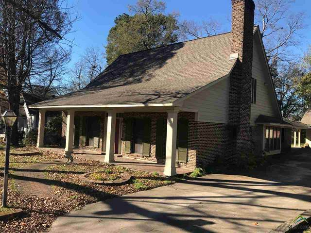 919 N Pacific, Mineola, TX 75773 (MLS #10129540) :: Griffin Real Estate Group