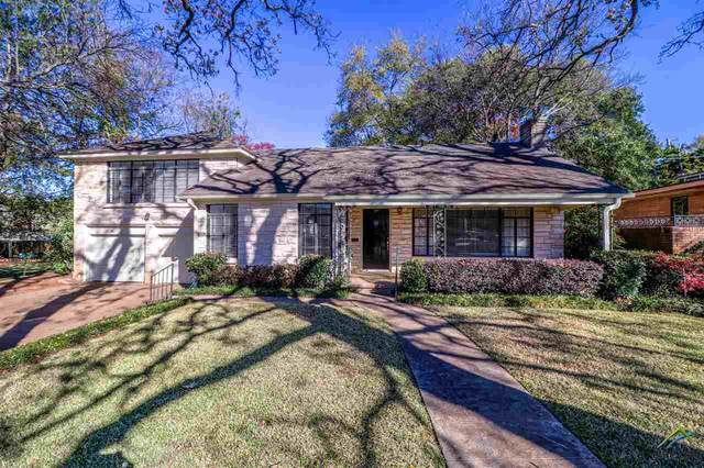 120 E 4th St, Tyler, TX 75701 (MLS #10129550) :: Griffin Real Estate Group