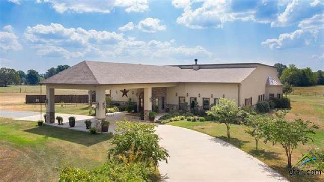 14278 State Hwy 322 N, Kilgore, TX 75662 (MLS #10129645) :: Griffin Real Estate Group