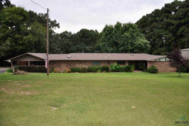 512 Hillcrest, Hughes Springs, TX 75656 (MLS #10129685) :: Griffin Real Estate Group