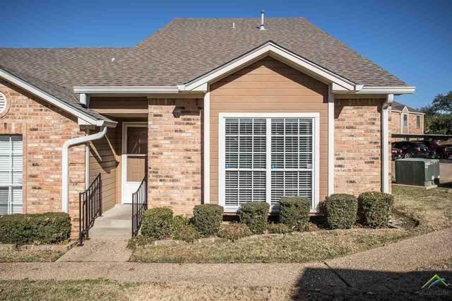 415 Thigpen Unit 801, Tyler, TX 75703 (MLS #10129716) :: Griffin Real Estate Group