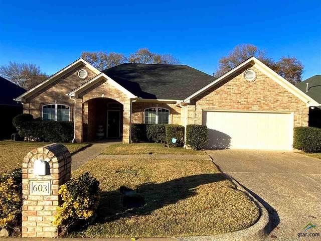 603 Shiloh Ridge St, Tyler, TX 75703 (MLS #10129743) :: Griffin Real Estate Group