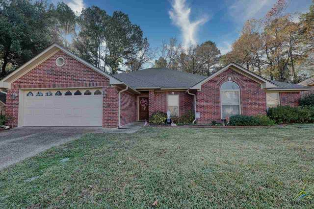 309 Canterbury Ct, Tyler, TX 75703 (MLS #10129753) :: The Edwards Team Realtors