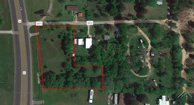 Hwy 69, Mt Selman, TX 75757 (MLS #10129795) :: Griffin Real Estate Group