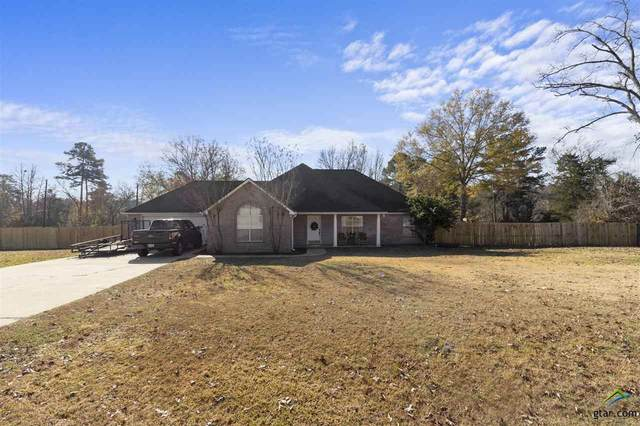 119 Pea Reaux, Gladewater, TX 75647 (MLS #10129800) :: Griffin Real Estate Group