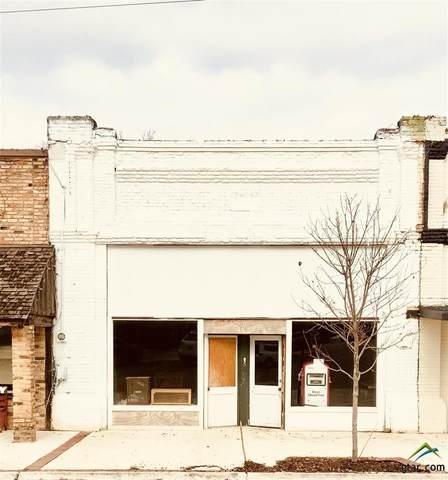 109 E Dallas Street, Mt Vernon, TX 75457 (MLS #10129821) :: RE/MAX Professionals - The Burks Team