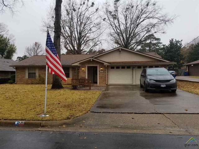 3311 Stonehaven Court, Kilgore, TX 75662 (MLS #10129831) :: Griffin Real Estate Group