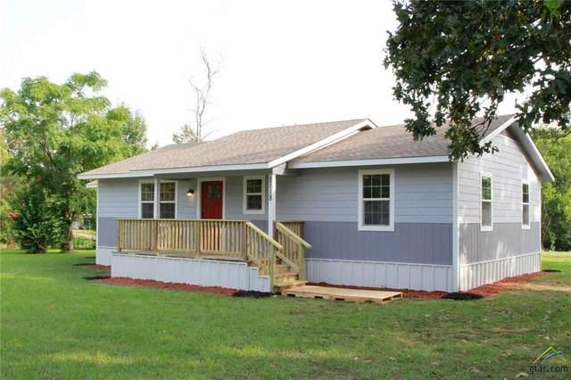 1118 N Main, Grand Saline, TX 75140 (MLS #10129839) :: Griffin Real Estate Group
