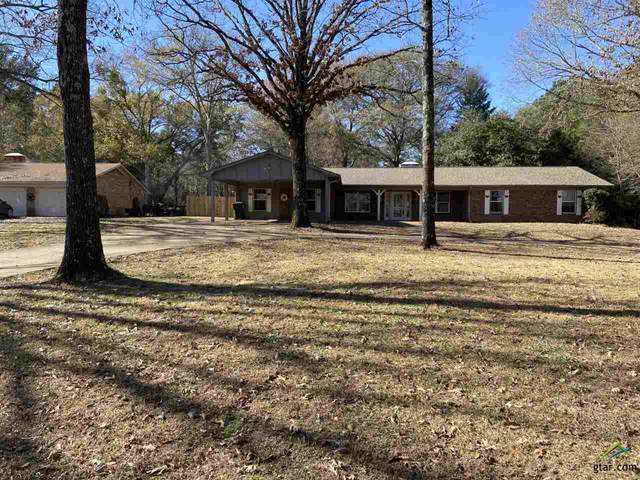 10615 Lakeshore Dr, Tyler, TX 75707 (MLS #10129860) :: Griffin Real Estate Group