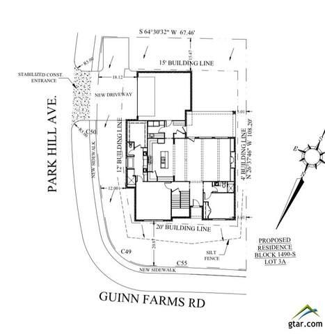 2983 Guinn Farms Rd., Tyler, TX 75707 (MLS #10129881) :: Griffin Real Estate Group