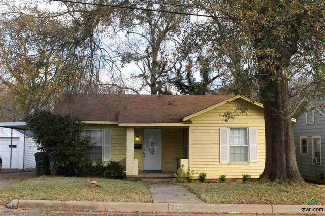 706 S Oakland, Tyler, TX 75701 (MLS #10129894) :: Griffin Real Estate Group