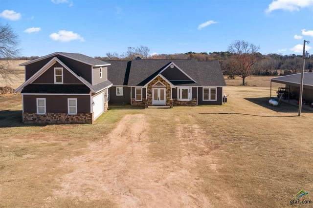 3665 Fm 1000, Mt Pleasant, TX 75455 (MLS #10129940) :: Griffin Real Estate Group