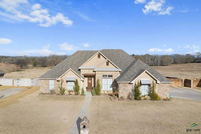 222 Sunny's Halo Blvd, Bullard, TX 75757 (MLS #10130088) :: Griffin Real Estate Group