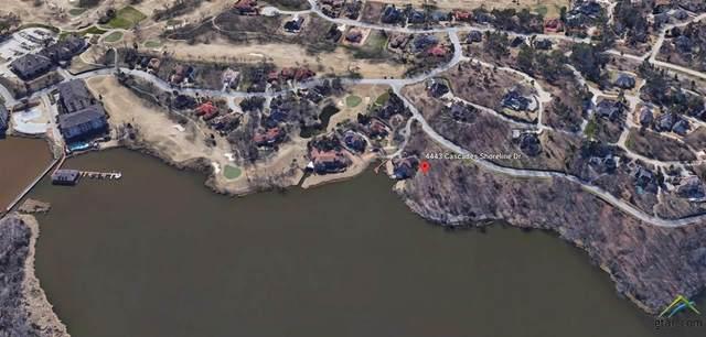 4443 Cascades Shoreline, Tyler, TX 75709 (MLS #10130091) :: Griffin Real Estate Group