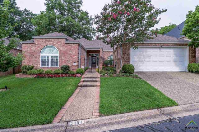 7151 Holly Square Qt, Tyler, TX 75703 (MLS #10130115) :: Griffin Real Estate Group