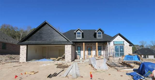 4182 Chapel Quarters, Tyler, TX 75707 (MLS #10130147) :: RE/MAX Professionals - The Burks Team