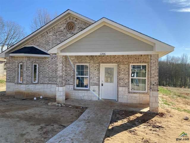 1206 E 1st, Mt Pleasant, TX 75455 (MLS #10130190) :: Griffin Real Estate Group