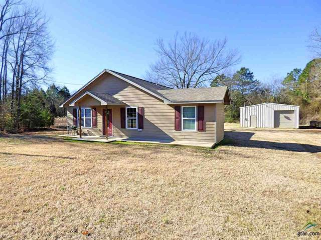 168 County Road 2603, Pittsburg, TX 75686 (MLS #10130211) :: Griffin Real Estate Group