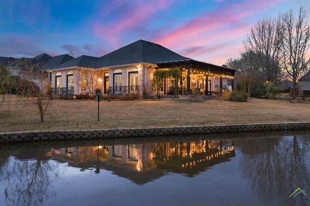 121 Saint Andrews, Mt Pleasant, TX 75455 (MLS #10130212) :: Griffin Real Estate Group