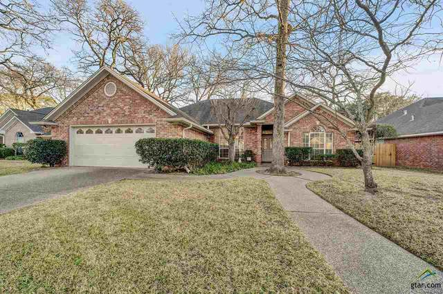 3303 Oak Village Dr., Tyler, TX 75707 (MLS #10130218) :: Griffin Real Estate Group