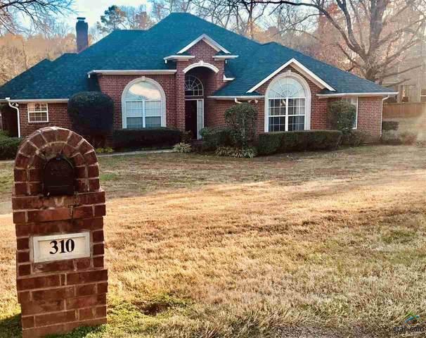 310 Fox Glove Lane, Longview, TX 75605 (MLS #10130244) :: Griffin Real Estate Group