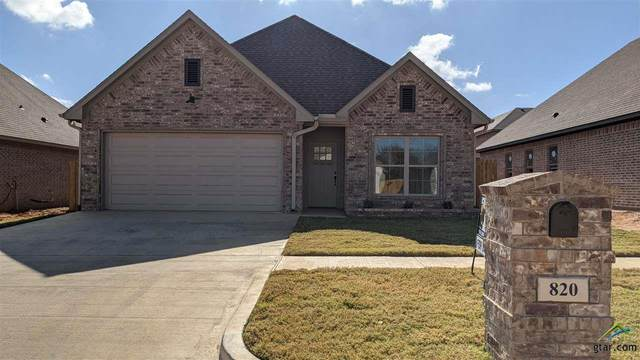 820 Lindsey Ln, Whitehouse, TX 75791 (MLS #10130279) :: Griffin Real Estate Group