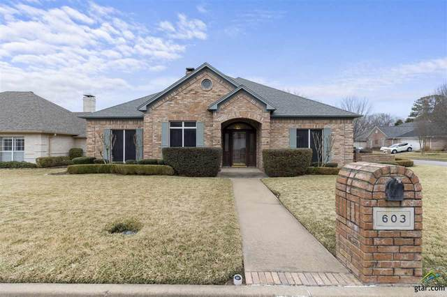 603 Paloma St., Tyler, TX 75703 (MLS #10130302) :: Griffin Real Estate Group