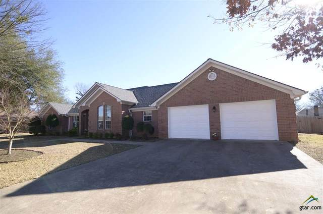 605 Highland Oaks, Mt Vernon, TX 75457 (MLS #10130311) :: Griffin Real Estate Group