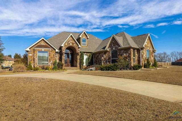 205 Devonshire, Mt Pleasant, TX 75455 (MLS #10130329) :: Griffin Real Estate Group