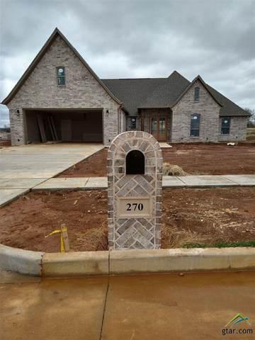 270 Heritage Way, Bullard, TX 75757 (MLS #10130350) :: RE/MAX Professionals - The Burks Team
