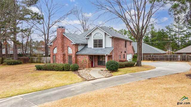 107 Northcastle, Longview, TX 75604 (MLS #10130370) :: Griffin Real Estate Group