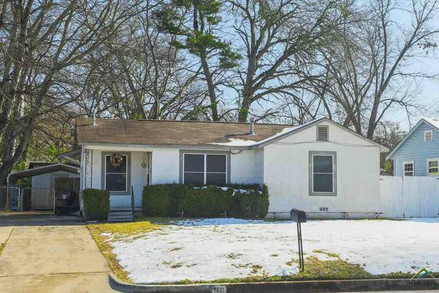 1721 North Hill Ave, Tyler, TX 75702 (MLS #10130376) :: Griffin Real Estate Group