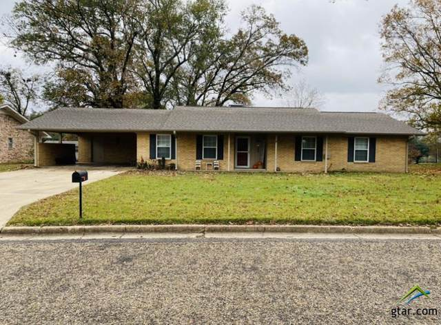 404 Rosewood, Mt Pleasant, TX 75455 (MLS #10130442) :: Griffin Real Estate Group