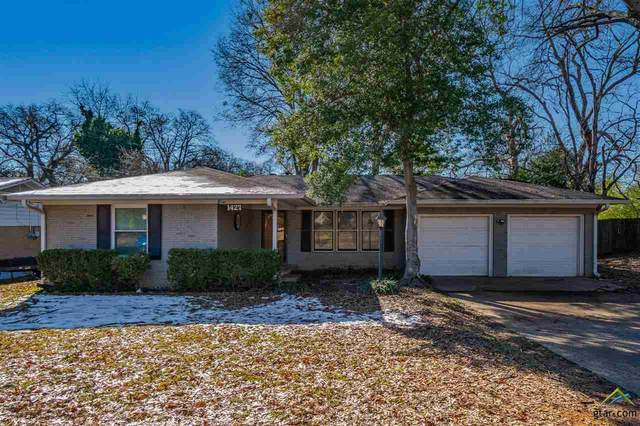 1427 Waverly St., Tyler, TX 75701 (MLS #10130452) :: RE/MAX Professionals - The Burks Team