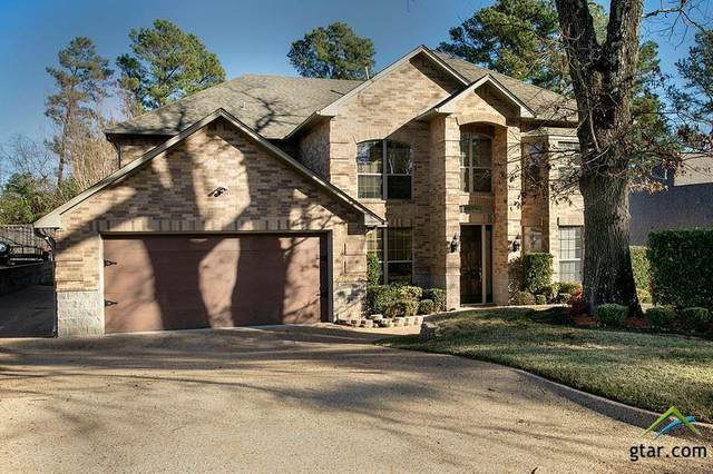 8506 Crooked Trail, Tyler, TX 75703 (MLS #10130498) :: Griffin Real Estate Group