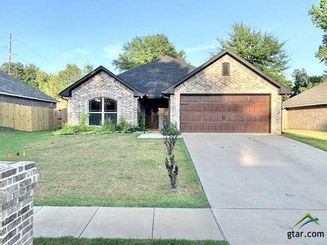 406 Tara Lane, Troup, TX 75789 (MLS #10130510) :: Griffin Real Estate Group