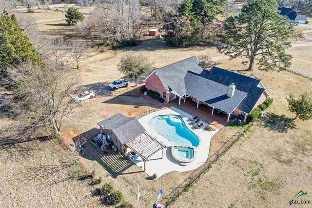 13450 Oakwood Dr., Chandler, TX 75758 (MLS #10130522) :: Griffin Real Estate Group