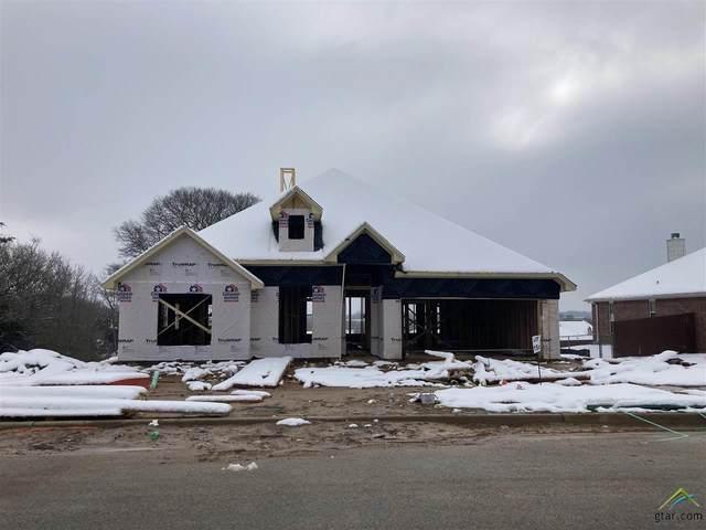 1027 Stagecoach Bend, Bullard, TX 75757 (MLS #10130551) :: Griffin Real Estate Group
