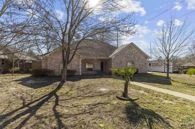 3119 Silkwood, Tyler, TX 75707 (MLS #10130586) :: Griffin Real Estate Group
