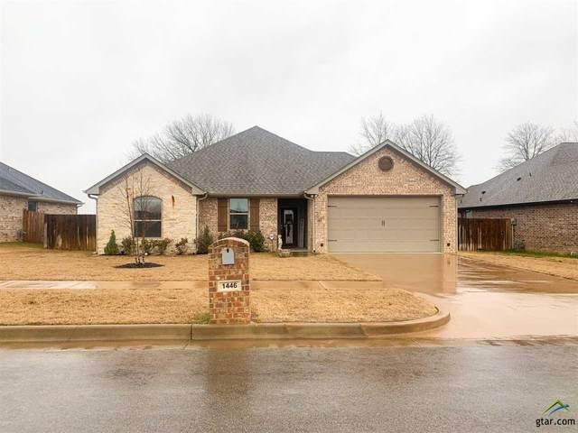 1446 Nate Circle, Bullard, TX 75757 (MLS #10130656) :: Griffin Real Estate Group