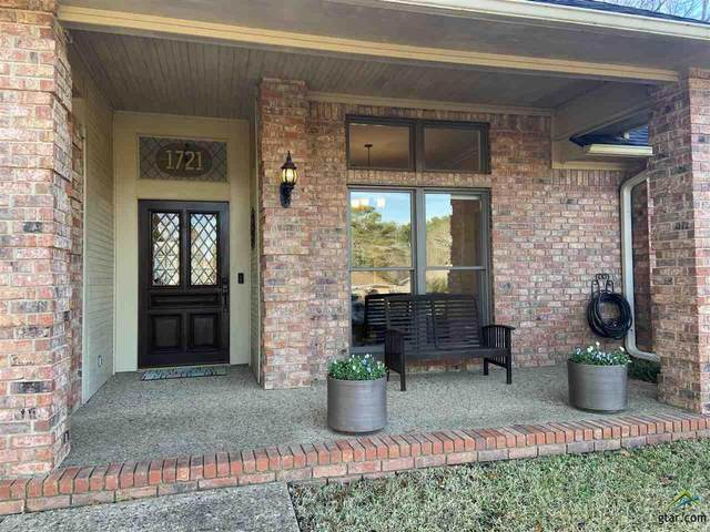 1721 Tall Timber Dr., Tyler, TX 75703 (MLS #10130685) :: The Edwards Team Realtors