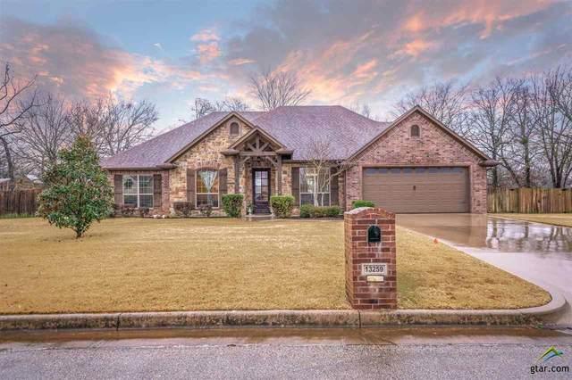 13259 Creekside Dr, Flint, TX 75762 (MLS #10130701) :: Griffin Real Estate Group