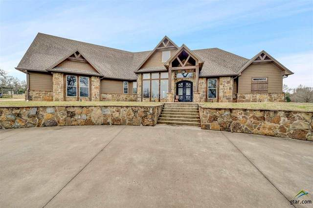1391 Cr 1615, Jacksonville, TX 75766 (MLS #10130774) :: Griffin Real Estate Group