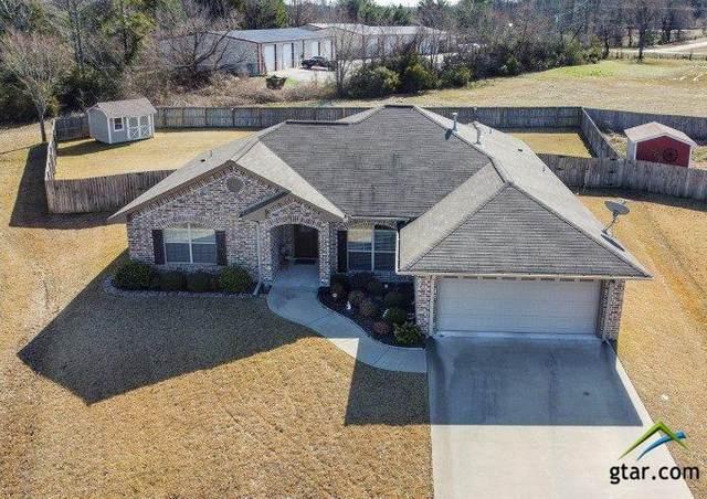 11595 Three Chimneys Drive, Flint, TX 75762 (MLS #10130894) :: Griffin Real Estate Group