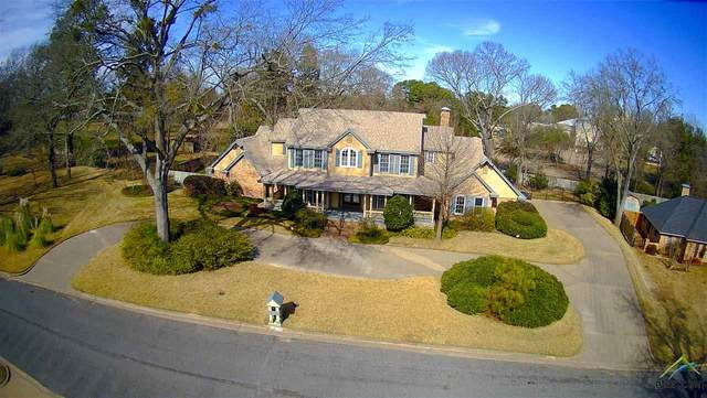 1194 Oval Drive, Athens, TX 75751 (MLS #10131400) :: The Edwards Team Realtors