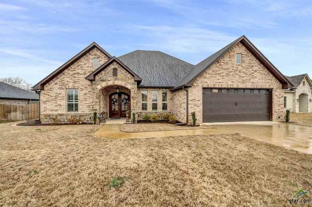 7339 Shoal Creek, Tyler, TX 75703 (MLS #10131732) :: RE/MAX Professionals - The Burks Team