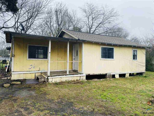 806 N Forest Ave., Mt Pleasant, TX 75455 (MLS #10131776) :: The Wampler Wolf Team
